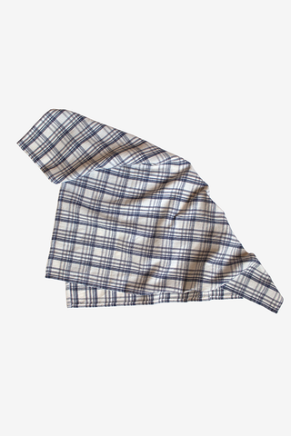 Overcast Plaid Kerchief