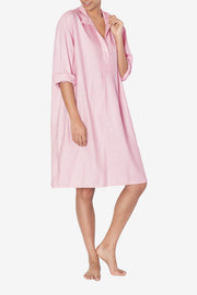 Long Sleep Shirt Pink Cashmarello