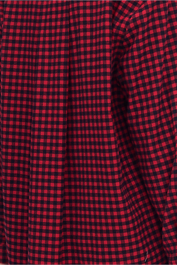 Lounge Pant Red Buffalo Check