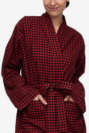Red Buffalo Check Fall 2021