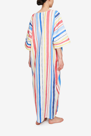 Oversized Kaftan Midsummer Stripe - EUROPE