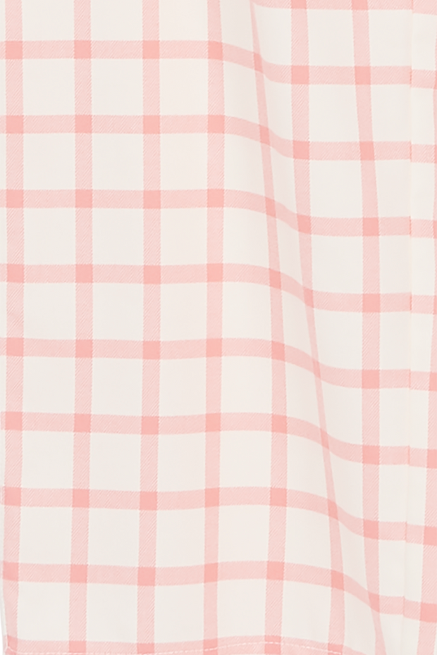 Lounge Pant Pink Check Flannel