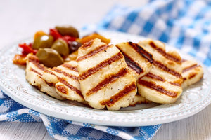 Yaya's Grilled Halloumi (Our Personal Favorite)