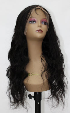 Natural Body Wave 13x6 Lace Front Wig