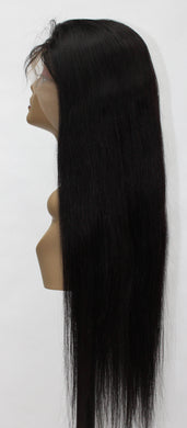Natural Straight 13x6 Lace Front Wig