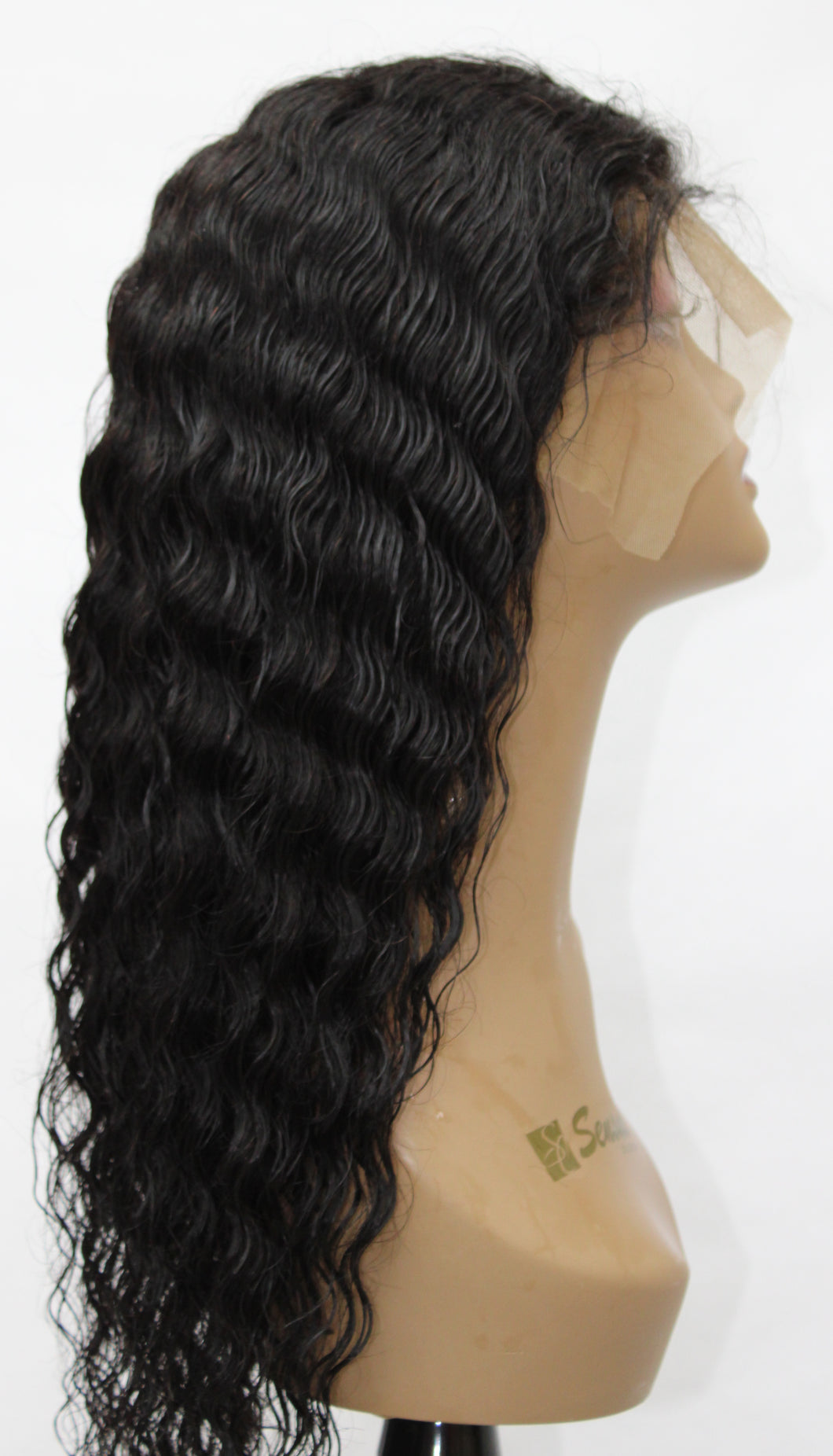 Natural Deep Wave 13x6 Lace Front Wigs
