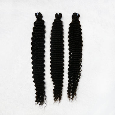 Natural Malaysian Collection Deep Wave Bundles