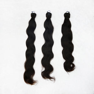 Mongolian Donor Body Wave Bundles