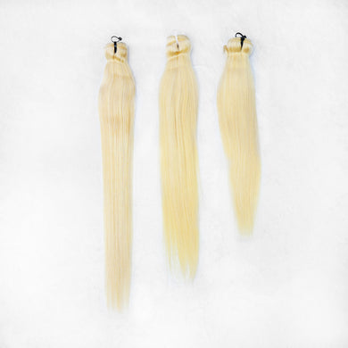 Brazilian 613 Blonde Straight Bundles
