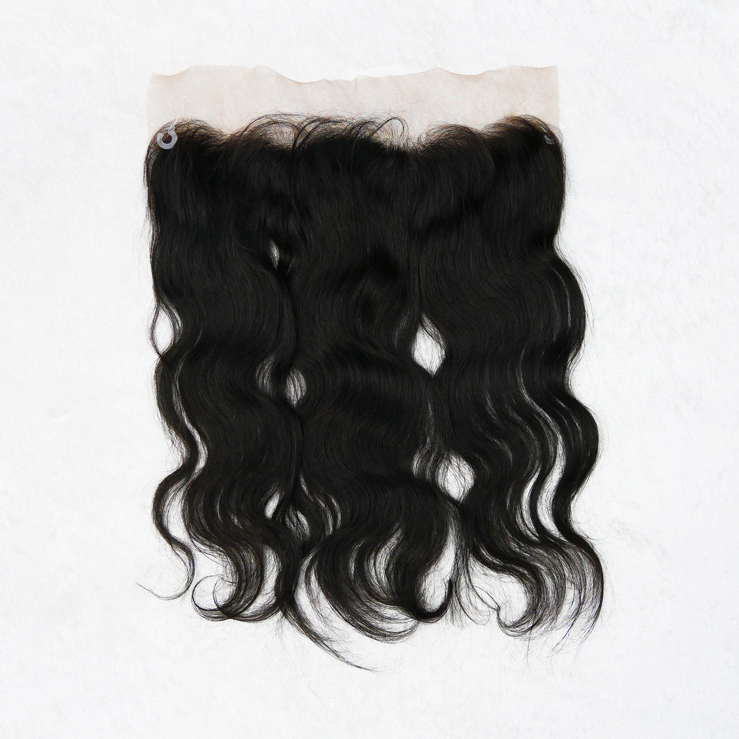 Luxury Natural Body Wave Frontal