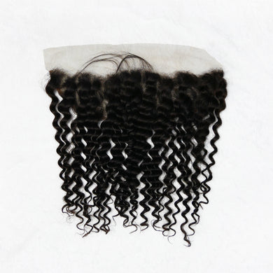 Luxury Natural Deep Wave Frontal