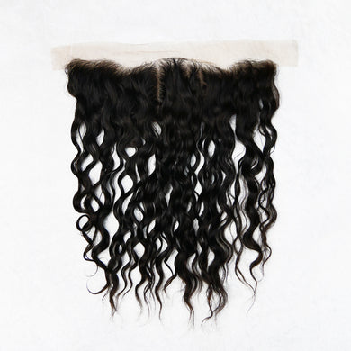 Luxury Natural Natural Wave Frontal