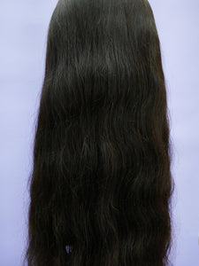 Indian Natural Body Wave Full Lace Wig