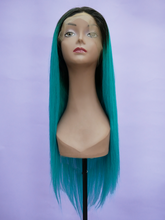 "Load image into Gallery viewer, Seraphina 28"" Full Lace Wig"