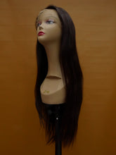Load image into Gallery viewer, Deep Lace Front Natural Wig