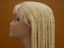 Load image into Gallery viewer, Middle Part 26 inch Box Braid Lace Front Wig