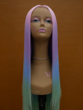 "Load image into Gallery viewer, Exclusive Mermaid 26"" Synthetic Lace Front Wig"