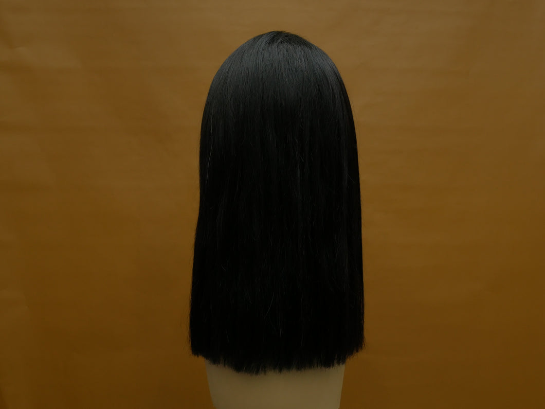 Natural Straight Bob Lace Front Wig