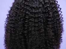 Load image into Gallery viewer, Malaysian Natural Kinky Curl Full Lace Wig