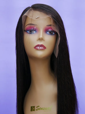 Indian Natural Straight Full Lace Wig