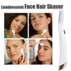 Luminescent Face Hair Shaver
