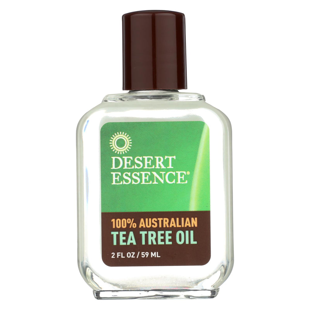 Desert Essence - Tea Tree Oil - 100 Percent Australian - 2 Oz