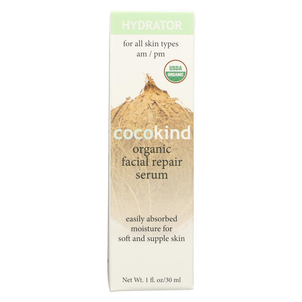 Cocokind Organic Facial Repair Serum - 1 Fl Oz.