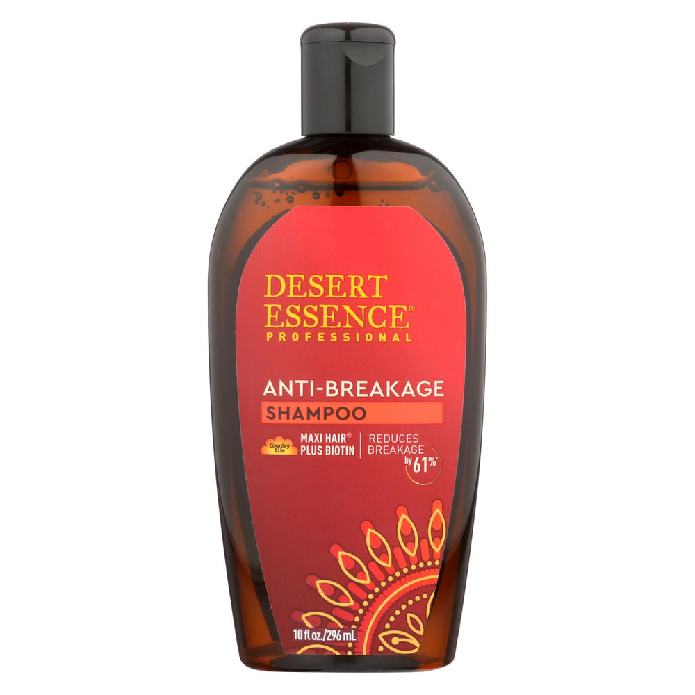 Desert Essence - Shampoo -anti-breakage - 10 Fl Oz
