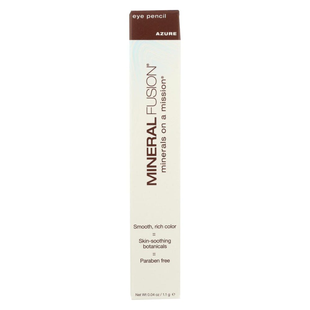 Mineral Fusion - Eye Pencil - Azure - 0.04 Oz.