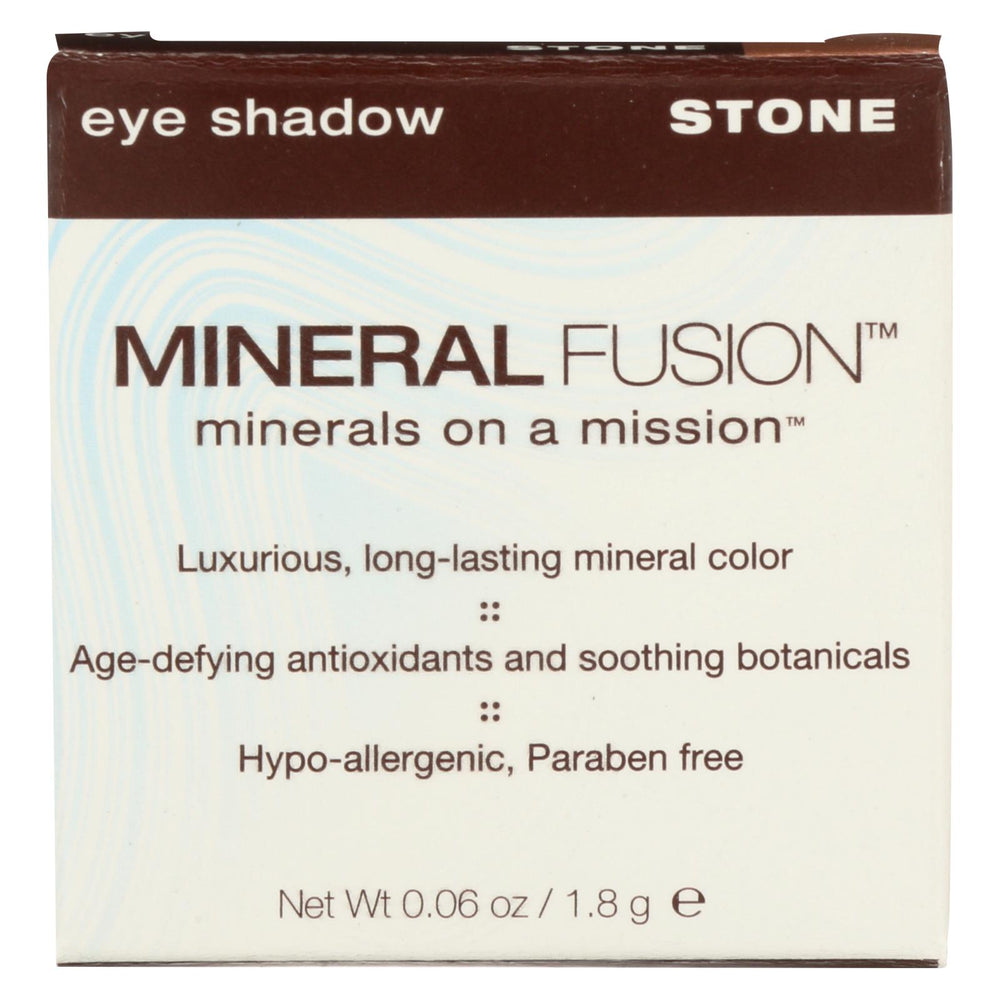 Mineral Fusion - Eye Shadow - Stone - 0.1 Oz.