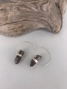 Smoky Point Earrings