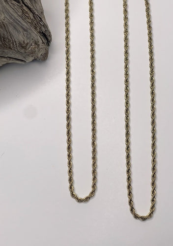Rope Layering Necklace