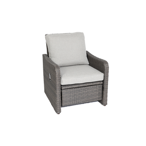 Arcadia Motion Recliner in sitting position