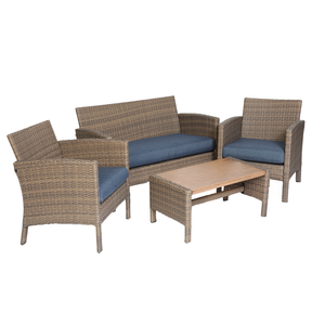 Oakland Heights 4 Piece Seating Set