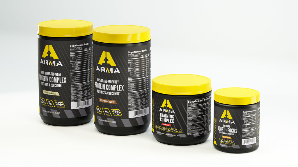 ARMA Sport Product Lineup