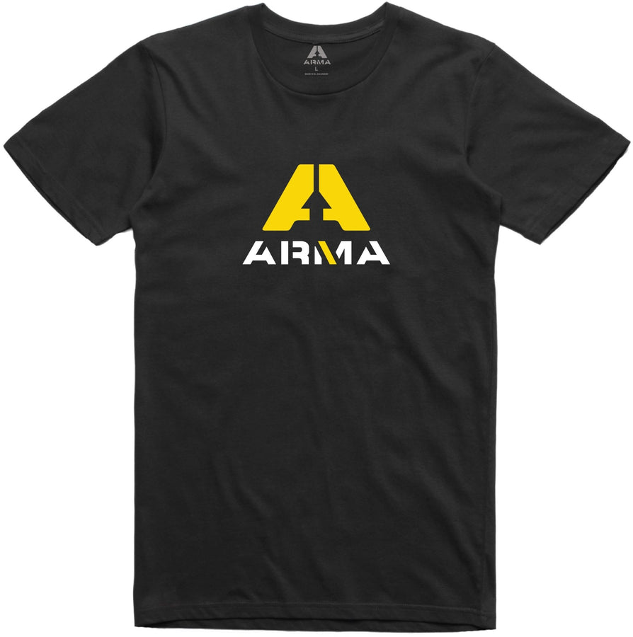 ARMA Icon Tee (Youth, Black) - Arma Sport