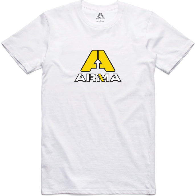 ARMA Icon Tee (Youth, White) - Arma Sport
