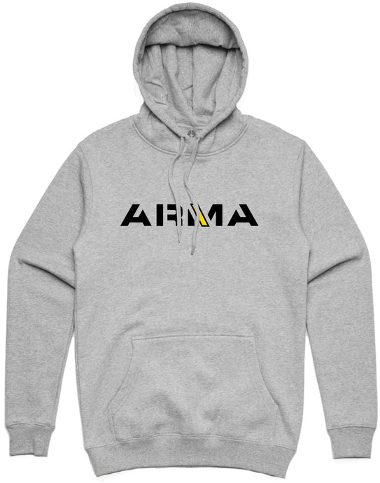ARMA Wordmark Hooded Fleece - Arma Sport