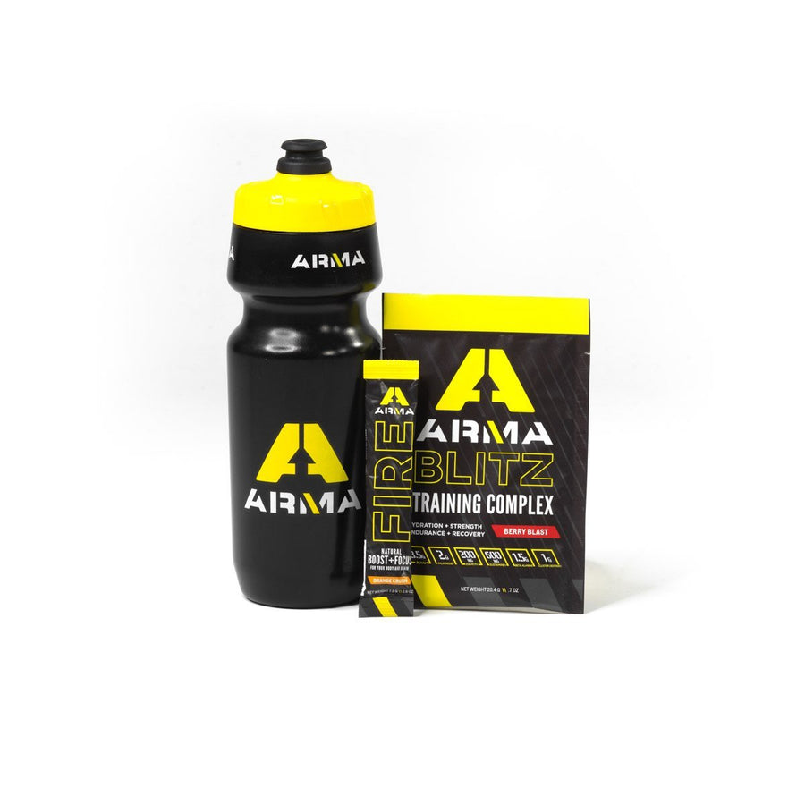 FIRE + BLITZ Sample Pack - Arma Sport