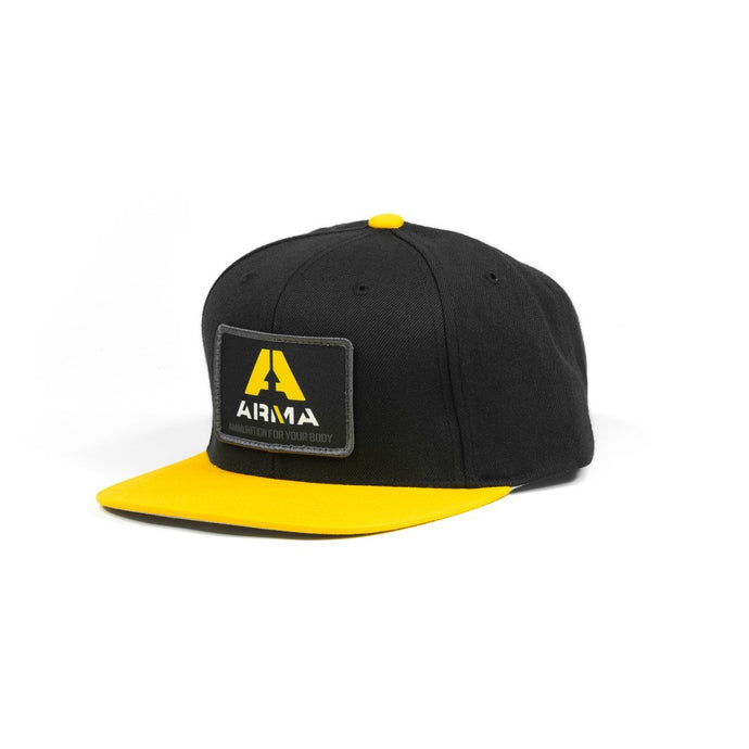Lockup AFYB - Black/Gold - Arma Sport