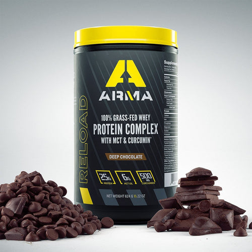 RELOAD: Protein Complex - Chocolate - Arma Sport