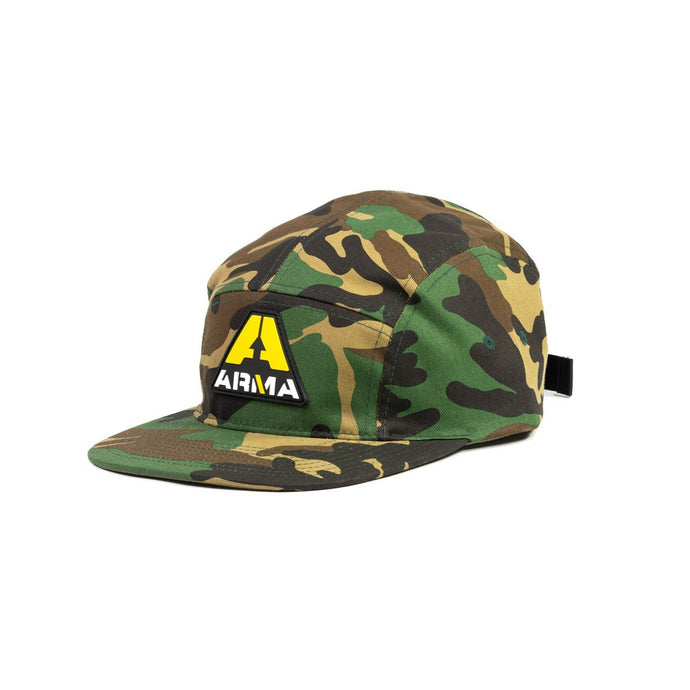 Stacked RB 5 Panel - Camo - Arma Sport