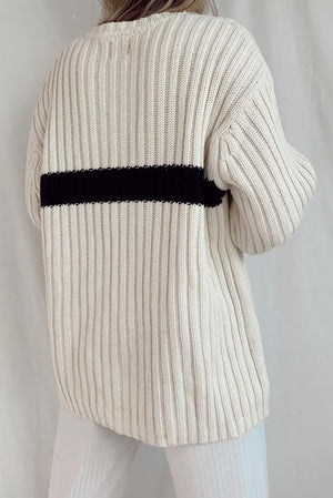 Vintage Ribbed Knit (S-L)