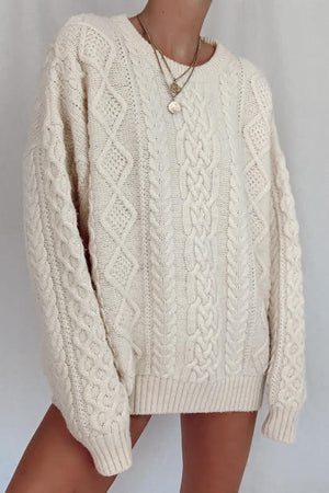 Blarney Fisherman's Knit