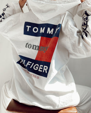 Vintage Tommy Hilfiger Zip Up Jacket (S-L)