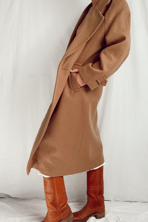 Camel Duster (S-M)