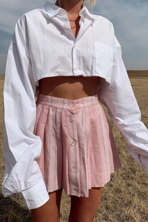 Cropped GAP Button Up (S-L)