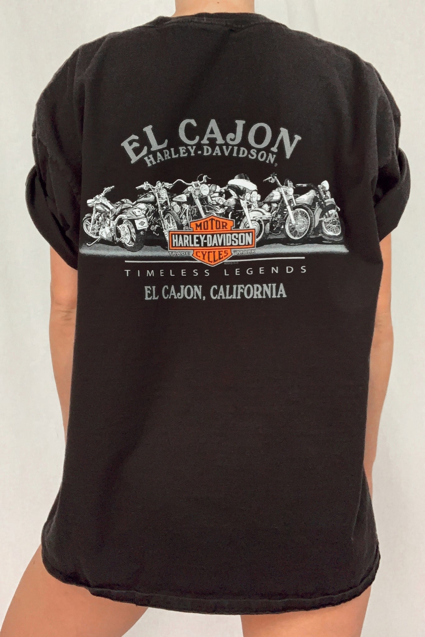Harley Davidson Playing Cards T (S-L)