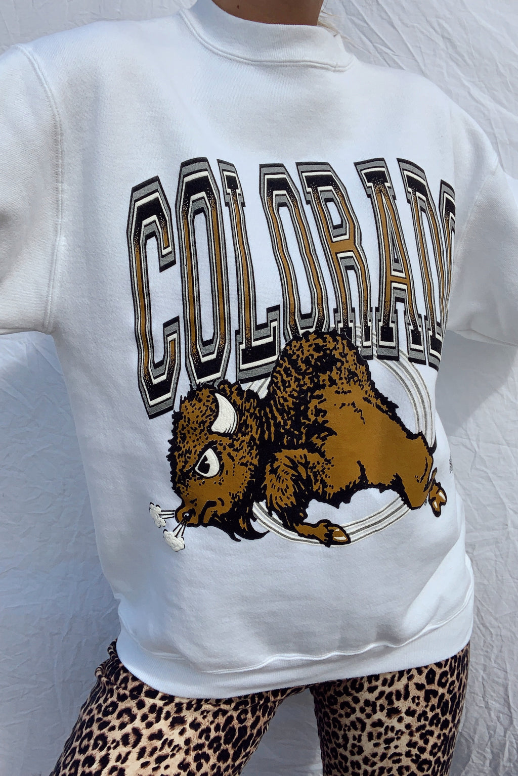 Colorado Buffs Crew Neck (S)