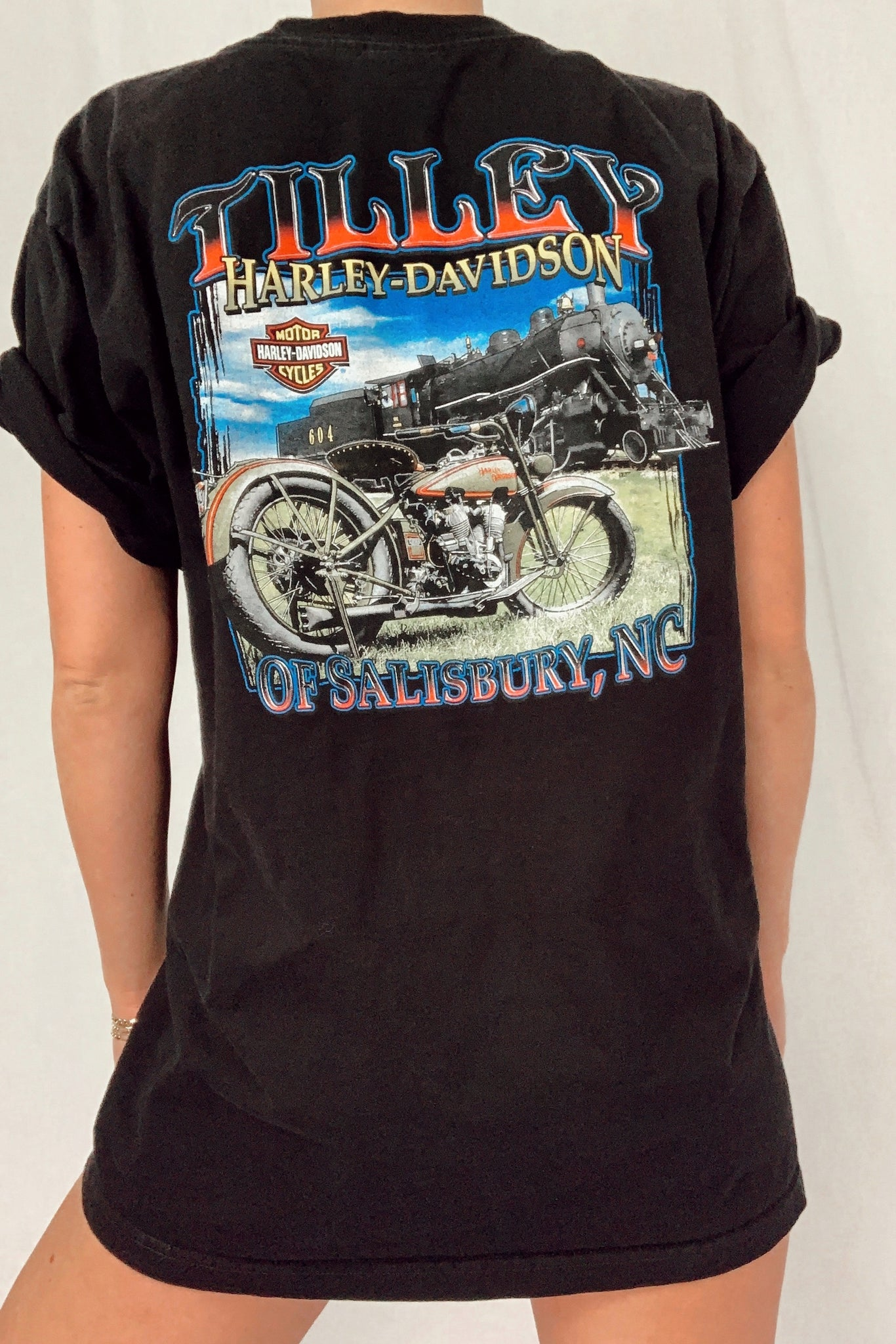 Harley Davidson North Carolina T (S-L)